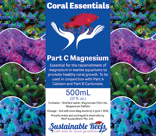 Coral Essentials Magnesium + 500ml