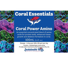 Coral Essentials - Coral Power Amino 100ml
