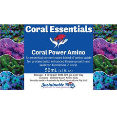 Coral Essentials - Coral Power Amino 50ml