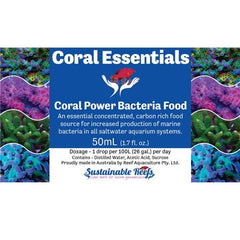 Coral Essentials - Coral Power Bacteria Food 50ml