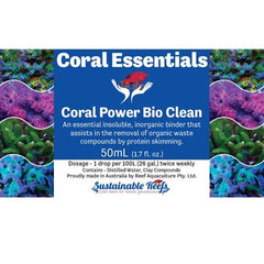 Coral Essentials - Coral Power Bio Clean 50ml