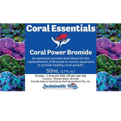 Coral Essentials - Coral Power Bromide 50ml