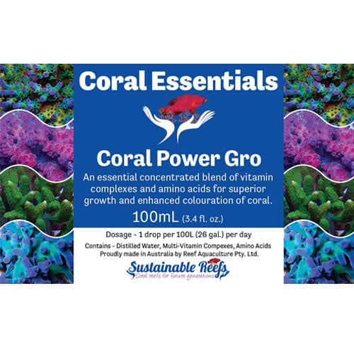 Coral Essentials - Coral Power Gro 100ml