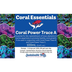 Coral Essentials - Coral Power Trace A 100ml