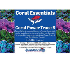 Coral Essentials - Coral Power Trace B 100ml