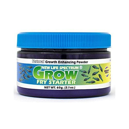 New Life Spectrum Grow Fry Starter Powder 200-300 Microns 60g