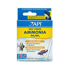 API Ammonia Test Strip