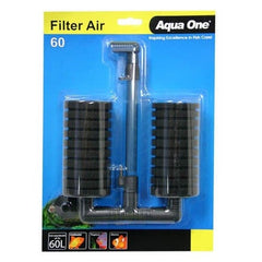 Aqua One Filter Air 60 Sponge Double