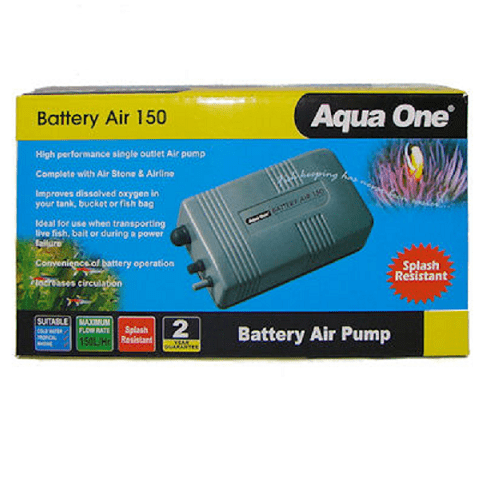 Aqua One Battery Air 150