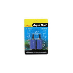 Aqua One Air Stone 2.5cm 2pk