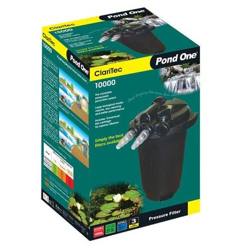 Pond One ClariTec 10000UV