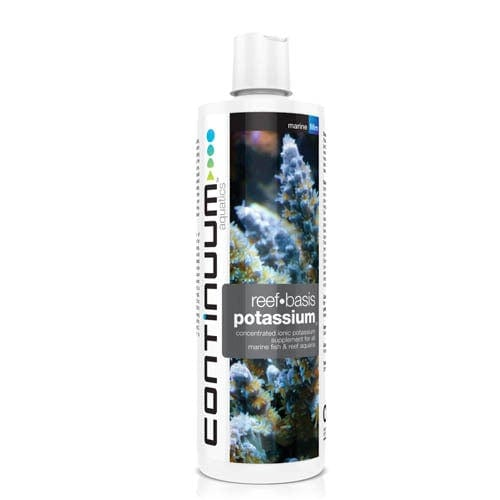 Continuum Aquatics Reef Basis Potassium 250ml