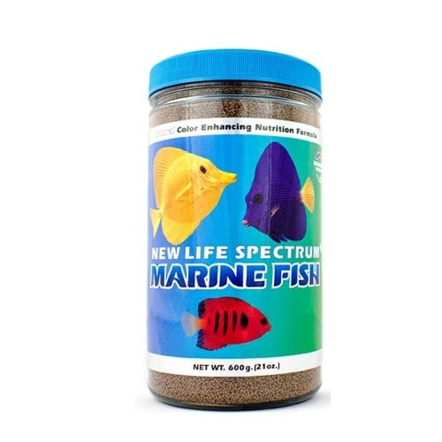 New Life Spectrum Marine Fish Regular Sinking 1.0-1.5mm 2200g