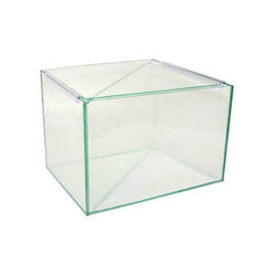 Aqua One Betta Divided Glass Tank 25x20x20