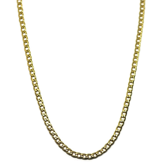 Hip Hop Chain Gold (4mm)