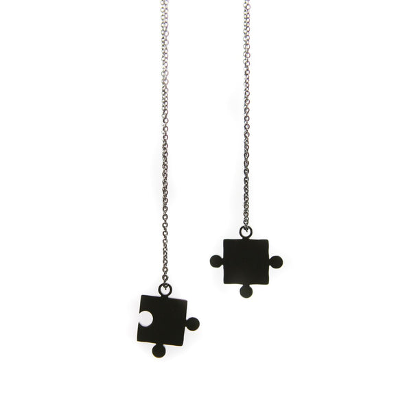 Puzzle Chain Set (Black)