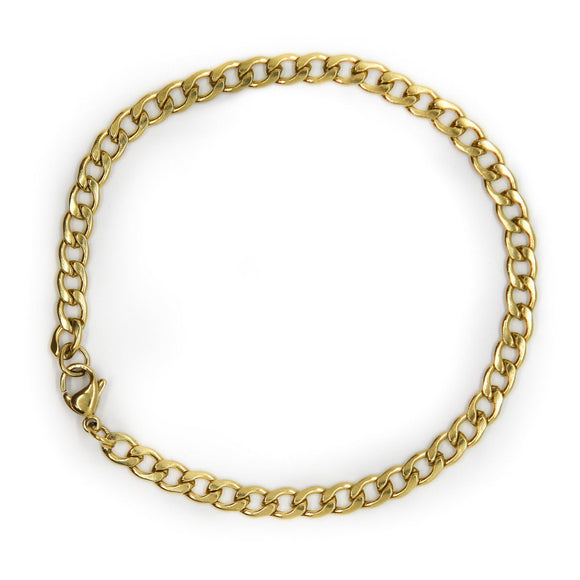 Hip Hop (Gold) 4mm