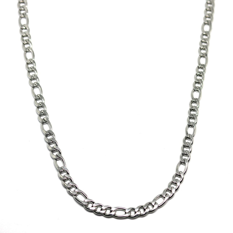 Figaro Chain 7 mm (Silver)