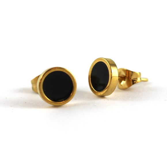 Tack Double (Gold-Black)