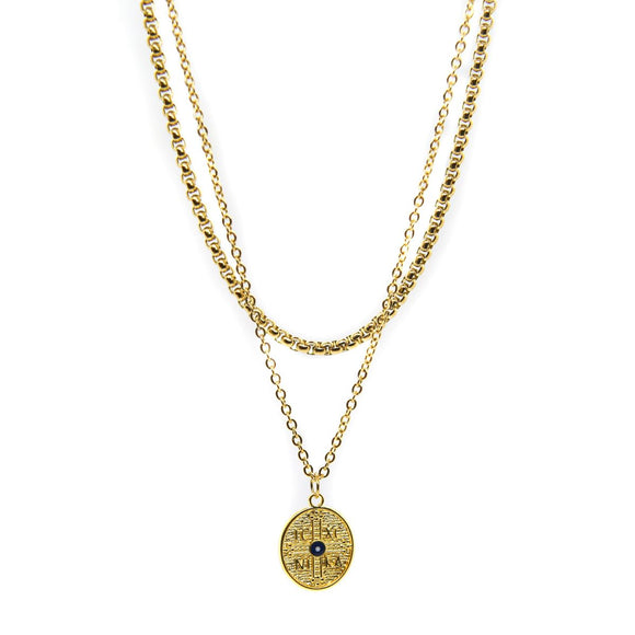 Constantinato Double Chain II (Gold)