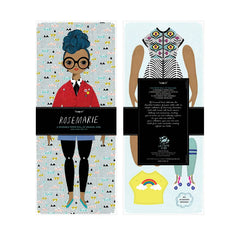 Of Unusual Kind - ROSEMARIE PAPER DOLL KIT