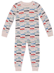 Cars Long Sleeves Pajamas