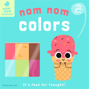 Familius, LLC - Nom Nom Colors