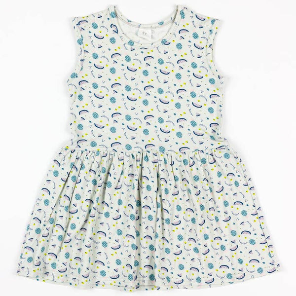 fruit tank dress