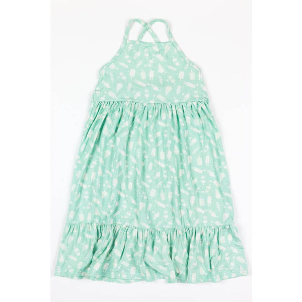 mint ice cream maxi dress