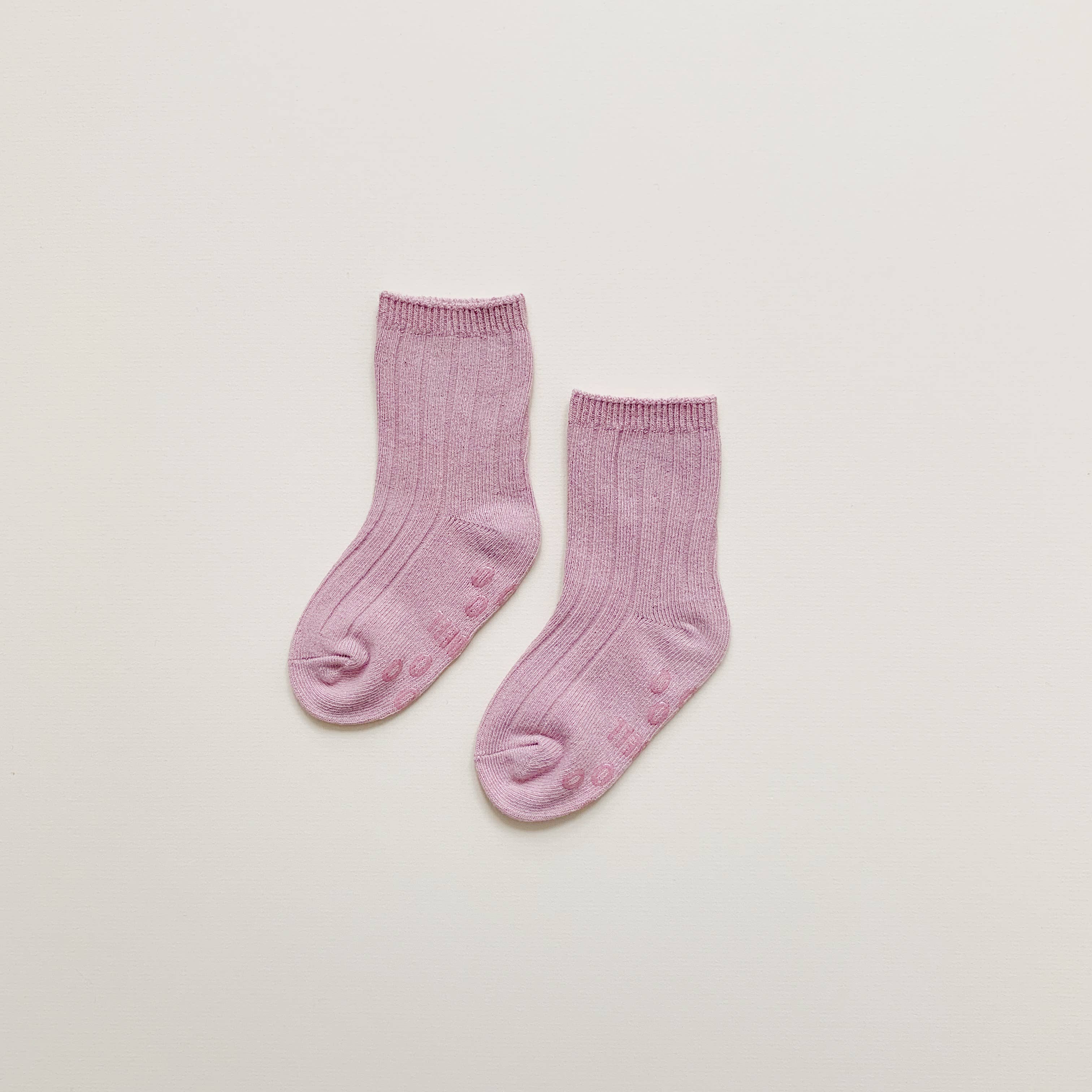 Maybell Socks - Dawn Pink