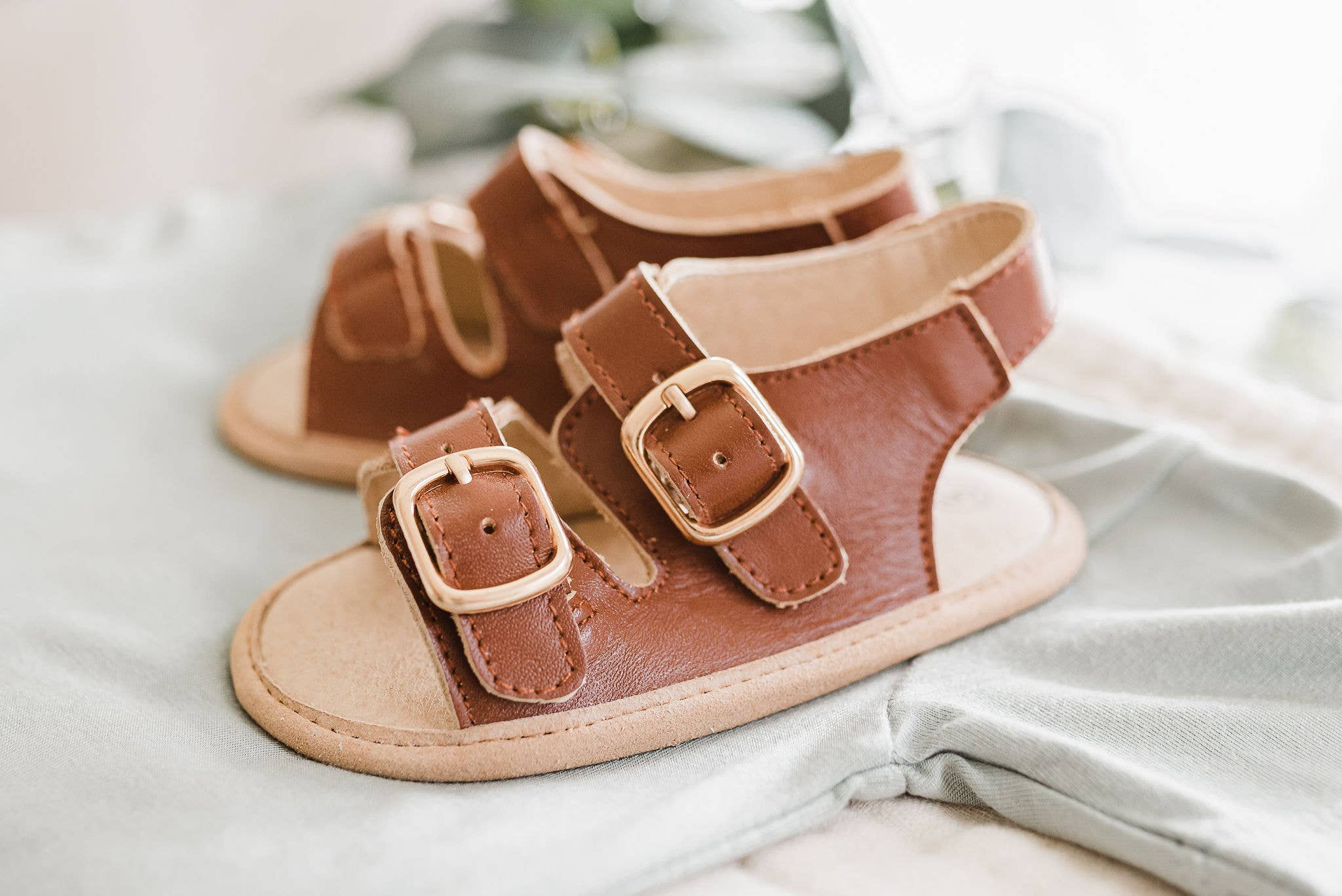 Charley Sandal- Brown