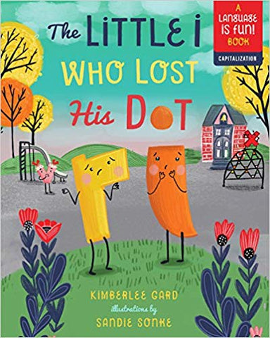The Little i Who Lost His Dot