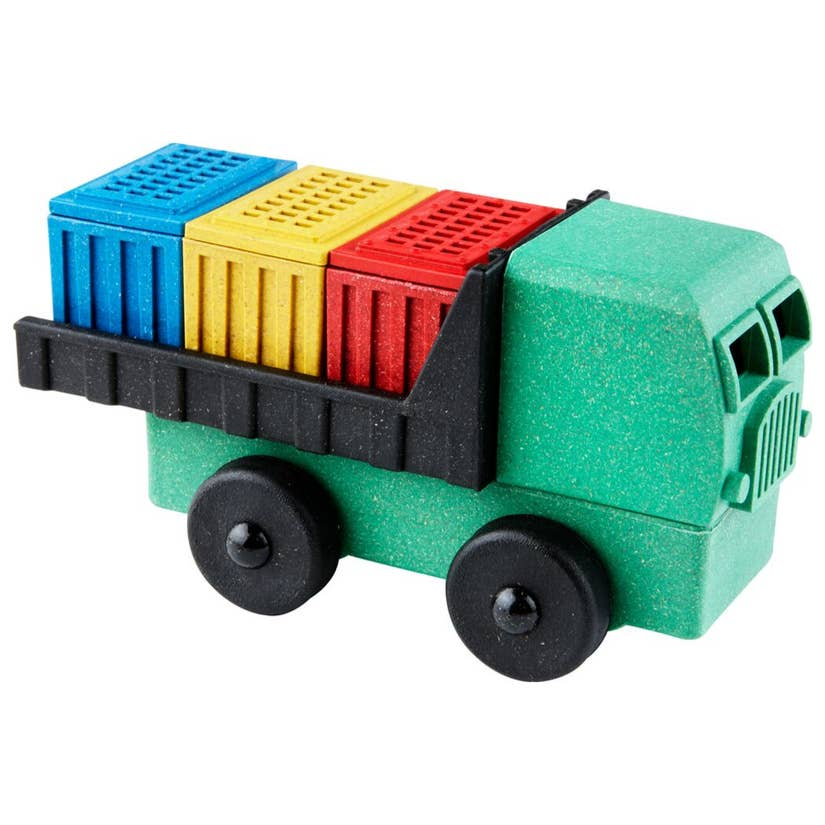 Luke's Toy Factory - Cargo Truck