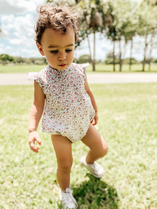 Hummingbirds romper