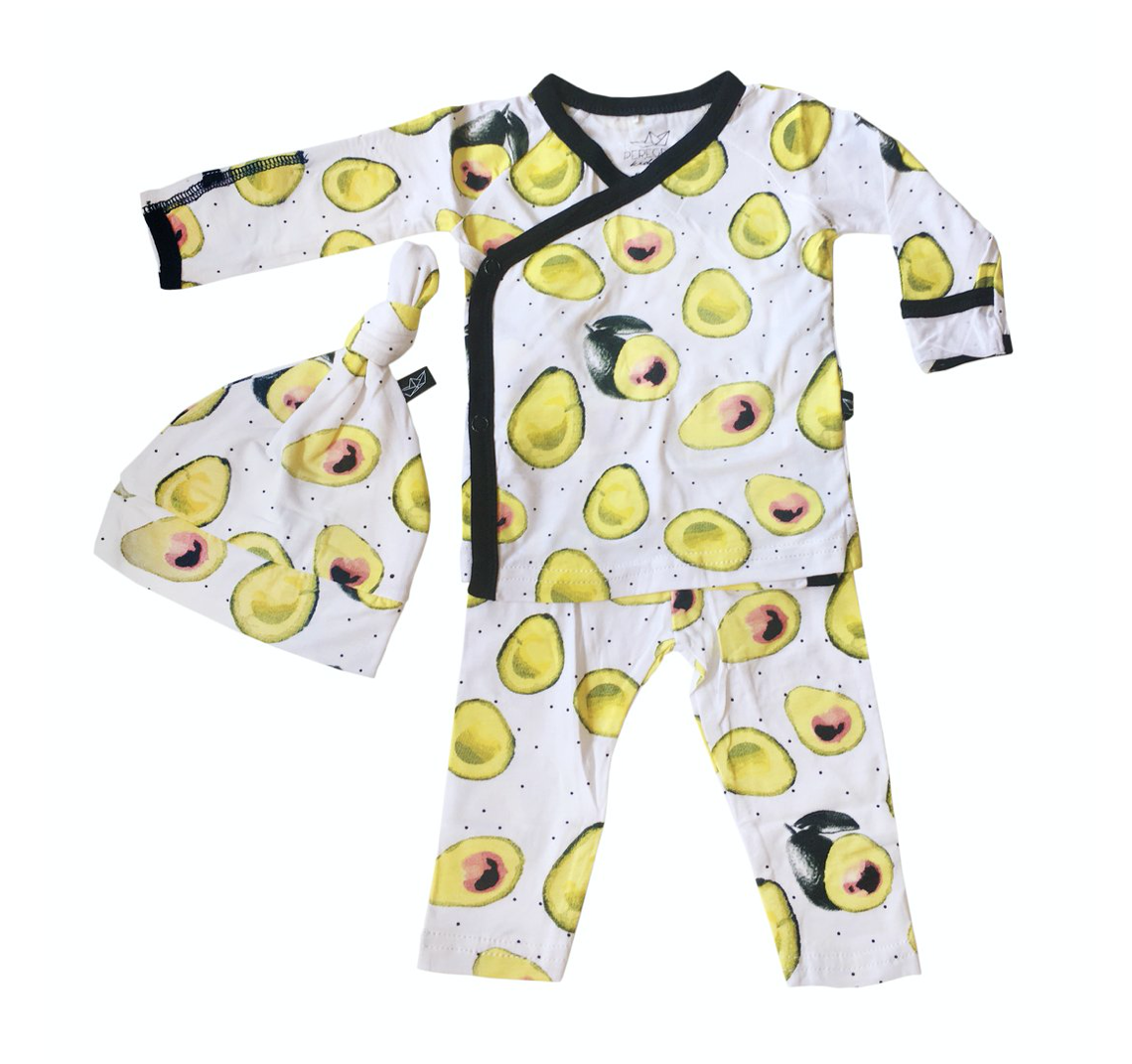 Avocado Bamboo Take Me Home Set