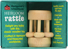 Heirloom Bead Rattle