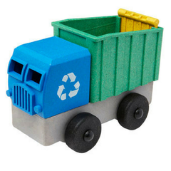 Luke's Toy Factory - Recycling Truck
