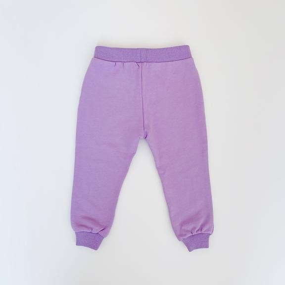 Purple Sweatpants- last one! 18/24M