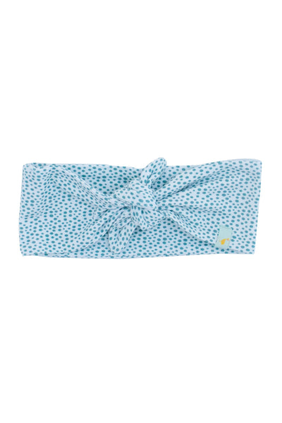 Emerald Mini Dots Headband