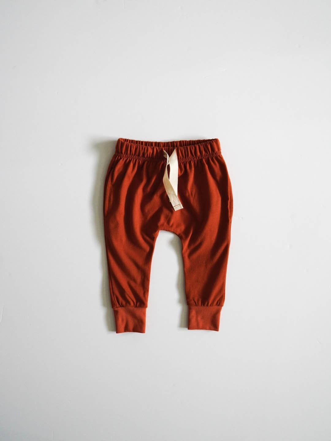 rust comfy pocket harems