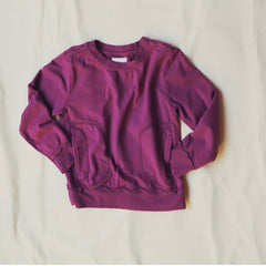 Dakota Sweatshirt- Amaranth