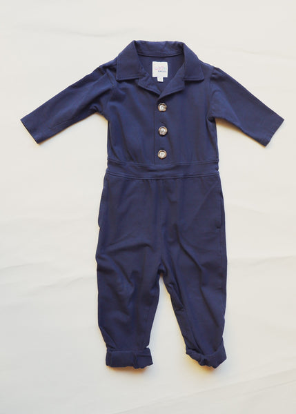 Sadie Flightsuit x Navy