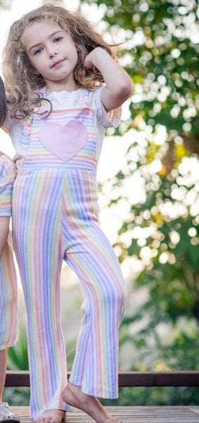 Rainbow Bell Bottoms