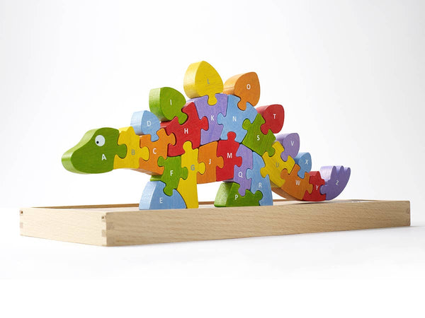 Dinosaur A to Z Puzzle
