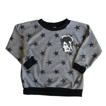 Bowie pullover