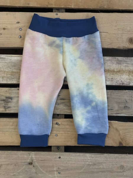 Tie Dye Sweat Pant Joggers - last one! 18M