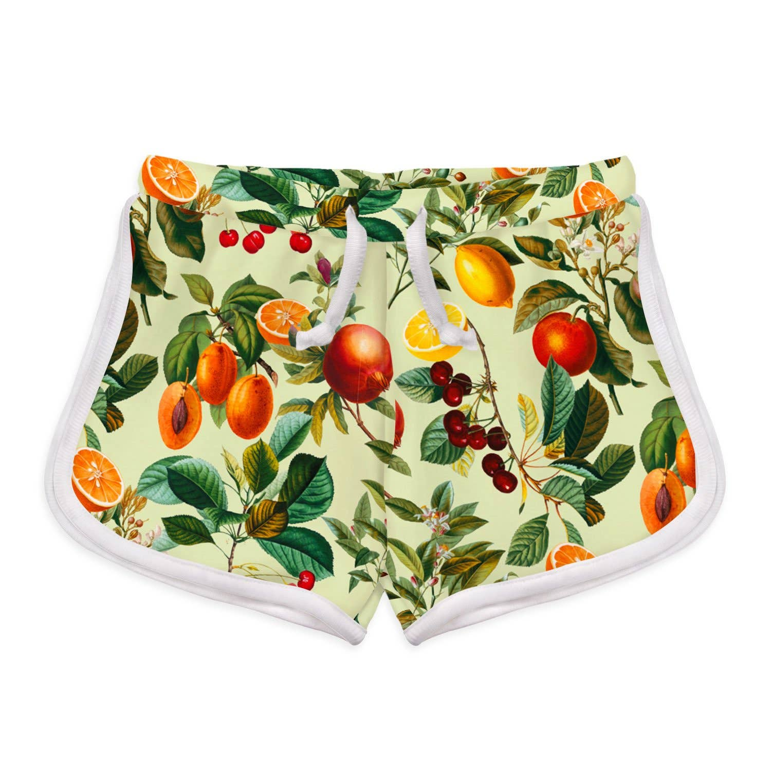 fruit organic track shorts