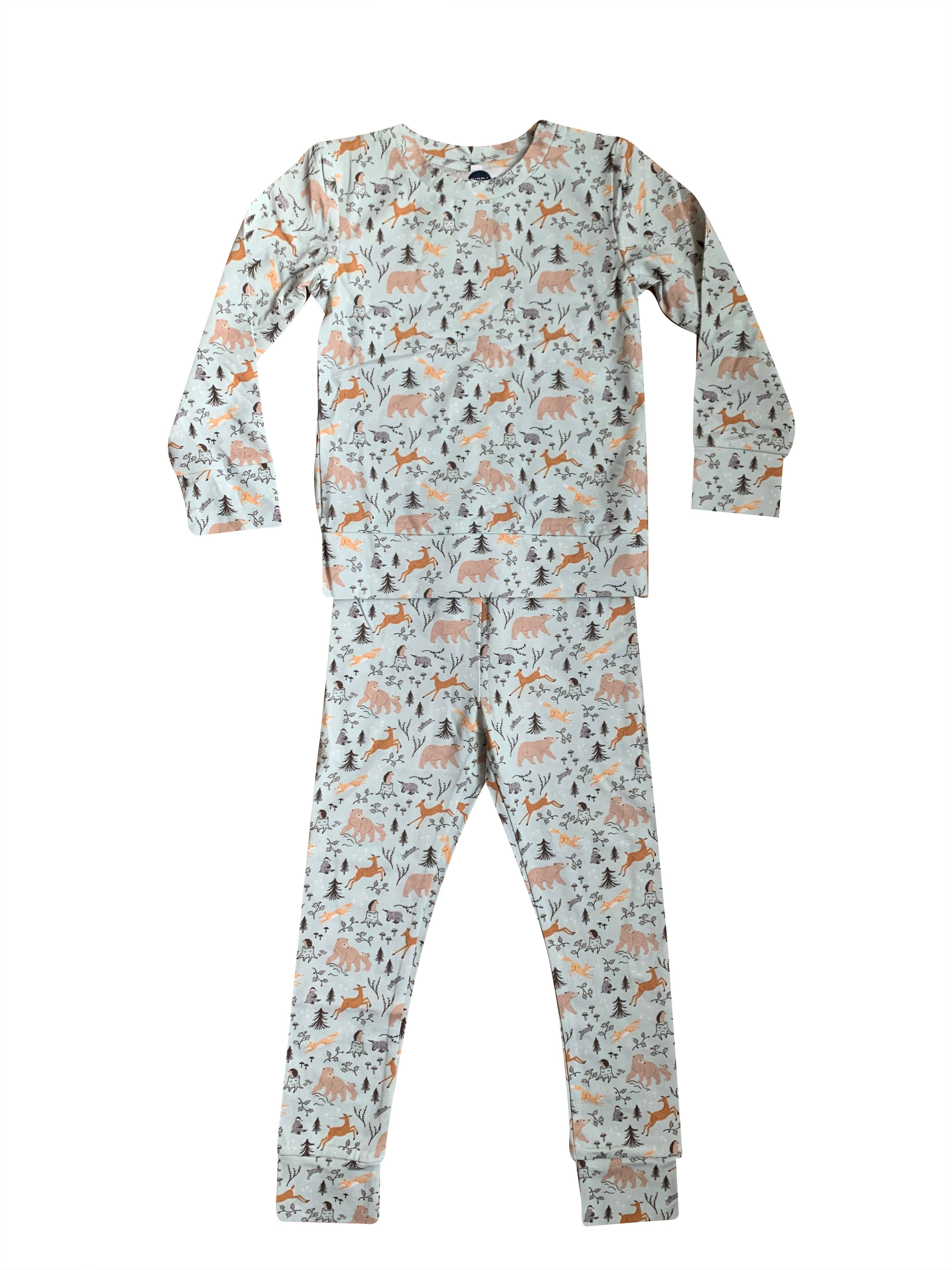 Forest Friends Two Piece PJ/Lounge Set