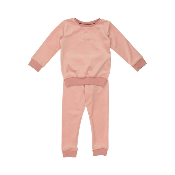 Velour Set - Dusty Pink