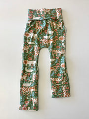 """Grow with Me"" pants- 12M to 3T- safari"